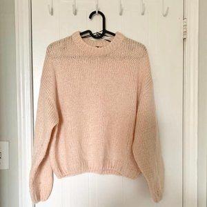 !! H&M Balloon Sleeve Sweater !!